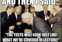 As a college Professor...