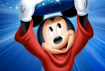 Mickey Mouse / by LacquerNirvana