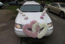 auto na ślub