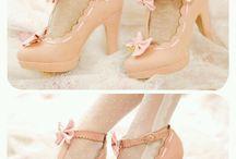 Sweet Lolita Shoes <3
