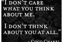Great Quotes / by Elizabeth Cox Wolanski