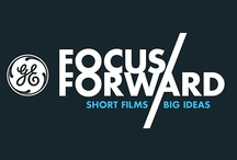 Short Films, Big Ideas  / A series of three-minute stories about innovative people who are reshaping the world through act or invention. Focus Forward films will highlight exceptional people and world-changing ideas.