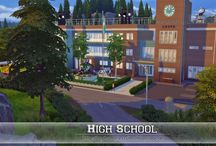 My Sims 4 - High School