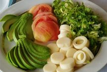 Salads Palmito