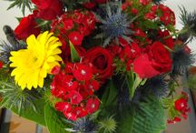 Zomerarrangementen Marie-Fleurie Bloemenatelier / Zomerbloemen