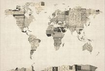 Maps of the World...