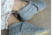 chausson bebe couture tuto