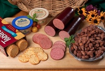 Bundle Up With Us! / Check out our famous sausage and cheese bundles! Perfect for your holiday gifts to employees and customers or family members!  www.echovalleymeats.com   #EchoValleyMeats #Peoria