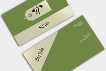 Business Card Flyers