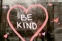 | Be kind |