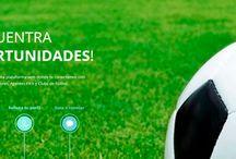 Agentes de futbolistas / Portal del grupo futboldreams.com dedicado exclusivamente a los agentes de futbolistas. Encuentra tu agente y contacta con él de inmediato.