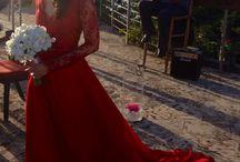 Not so girly wedding