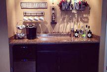 coffee and wine bar