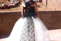 flower girl dresses / by Jacqueline Nelson