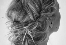 Hair. :)