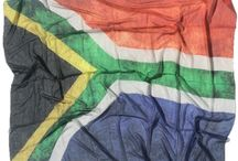 This is the South Africa flag
