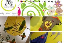 Ma Se Kinners / South African inspired, locally manufactured kids retail store with an unconventional approach
