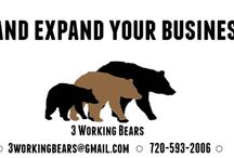 3 Working Bears Website / Our company helps a variety of groups such as individuals, small businesses, equine, cattle and agriculture organizations.  We build their website, improve marketing, and improve their social media presence.