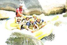 Dalaman Çayı'nda Rafting / Rafting