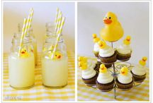 Yellow duck theme