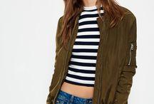 Jacken für Frauen / Jacken für Damen: Trendy, stylish, schick, sexy, praktisch, selbstbeswusst.