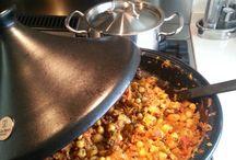 Tajine /Couscous gerechten