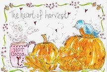 Watercolors / Peaceful Acres Farm® Watercolor Originals™ / by Diane Coe