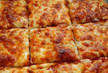 ευκολη πιτσα