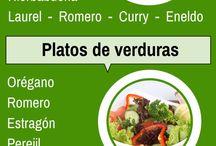 Sugerencias culinarias