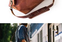 Men's Bags / Everything from High End Bags to Casual Duffle Bags for men