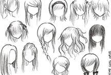 bases de pelo