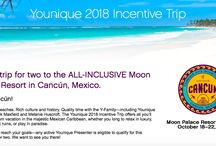 Younique 2018 Incentive Trip