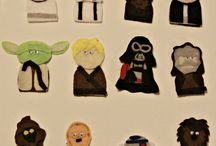 Star Wars / Ideas for Simon's birthday present / by Mandy Pittman