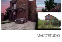 MVK'D'STUDIO architect | WORK / АРХИТЕКТУРНОЕ БЮРО
