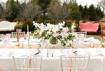 Valentines day- Kate Spade inspired / A soft color pallet of pinks, reds, and creams create this dreamy kate spade inspired wedding inspiration shoot