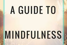 Wellbeing / Mindfulness