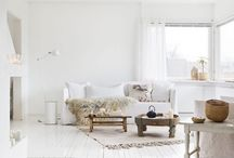 Livingroom with Maroccan style