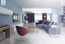 ARTIDOM   Living rooms   Дизайн гостиной