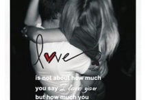 Love and quotes