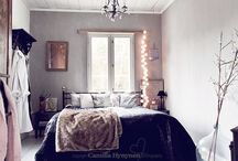 boho chic apartment