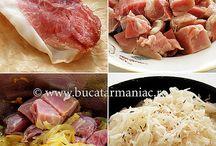 varza murata cu carne de porc