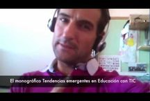 Vídeos en Educación / Colección de pines sobre vídeos educativos y su uso en las aulas.