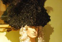 Tricorn hat / pirate hat