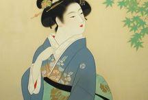 Painting - Uemura Syoen