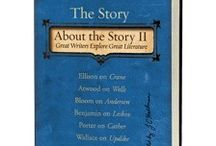"""The Story About the Story Vol. II / In the second volume of The Story About the Story, editor J. C. Hallman continues to argue for an alternative to the staid five-paragraph-essay writing that has inoculated so many against the effects of good books. Never before collected in a single volume, the many essays Hallman has compiled build on the idea of a """"creative criticism,"""" and offers new possibilities for how to write about reading. / by Tin House"""