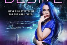 Liberation's Desire: A Science Fiction Romance / Inspiration board for Liberation's Desire ~~~   A red-hot, ice-cold analyst. A delicious chef who's all heart. He'll risk everything for one more taste…