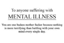 Mental Illness Inspiration & Information