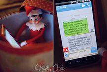 Elf on the Shelf Ideas / Elf on the Shelf Ideas