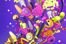 [art] 3D Art & Design