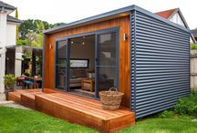 shed/separate space